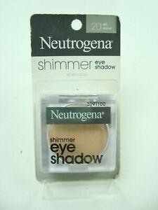 Neutrogena Satin Eye Shadow Eyeshadow, 20 Silk Stone
