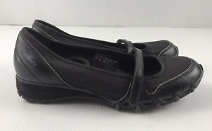 Skechers Slip On Mary Jane Comfort Flats Womens Size AU/US 10 EU 40 UK 7 CM 27
