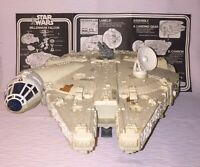 Vintage (Loose, 100% Complete, Working) 1979 Kenner Star Wars Millennium Falcon