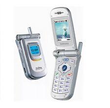 Samsung SGH-V200 Klapp Handy Dummy Attrappe - Requisit Deko Retro Sammler