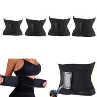 Waist Trainer Cincher Trimmer Sweat Belt Men Women Shapewears Gym Body Shaper