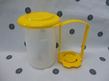 Tupperware Round Mini Pick a Deli  500ml Beetroot Keeper Yellow New