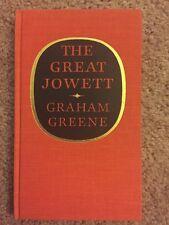Great Jowett, Graham Greene, Limited Edition, Signed, Sale