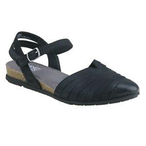 Planet Shoes Comfort Leather JO Black