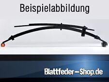 Blattfeder Multicar M25 9 Blatt Vorder- und Hinterachse