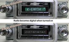 1958 Impala Bel Air NEW USA-630 II* 300 watt AM FM Stereo Radio iPod, USB, Aux