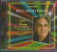 CD -Stars  hits - RICCARDO FOGLI-  collection   - new