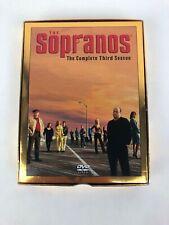 The Sopranos: The Complete Third Season DVD