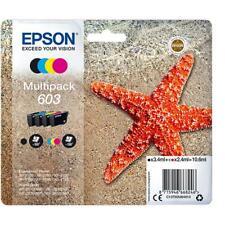 Epson 603 Nero/Ciano/Magenta/Giallo Cartuccia d'Inchiostro Multipack