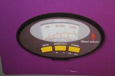 Maplin Advanced LCD Display 6.0 kHz Waterproof 20cm Depth Metal Detector RRP £99