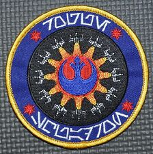 "Star Wars X-wing Rogue Squadron 4"" ""Classic"" Style Patch Rogue One Rogue Leader"