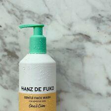 Hanz De Fuko Citrus Cream Gentle Face Wash TWO PACK 237ml New