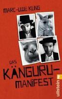 Das Känguru-Manifest von Marc-Uwe Kling (2011, Taschenbuch)