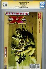 Ultimate X-Men 18 CGC 9.8 SS Stan Lee Millar Kubert Wolverine Single Highest