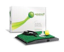 Golf Simulator Golf Swing Trainer Indoor Driving Range