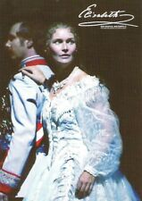 Autogrammkarte Musical Elisabeth (Wien): Maya Hakvoort