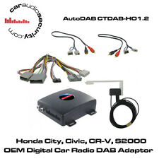 HONDA OEM AutoDAB Car Tuner DAB Add on Adaptor Digital Radio CTDAB-HO1