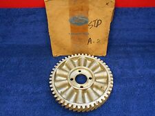 1941-47 FORD FLATHEAD  6 CYLINDER  ALUMINUM CAMSHAFT TIMING GEAR  NOS FORD 1016