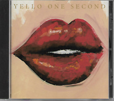 YELLO - One Second - CD - Electro - Pop - 1987 - CD 830 956-2 - France