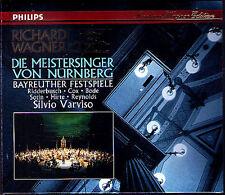 WAGNER DIE MEISTERSINGER VON NÜRNBERG Bayreuther 74 Karl Ridderbusch VARVISO 4CD