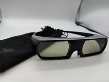 Sony CECH-ZEG1U 3D Glasses Rechargeable For Sony PlayStation 3 Untested (Item A)