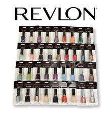 BUY 2 GET 1 FREE Revlon Nail Enamel Gel Envy Nail Polish Longwear MANY COLORS