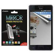 AMZER Mirror Screen Protector with Cleaning Cloth for Samsung Infuse 4G I997