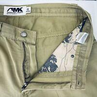 Mountain Khakis Men's Teton Twill Pants 34 x 30 Stone - Jackson Hole, WY