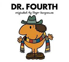 (Very Good)-Doctor Who: Dr. Fourth (Roger Hargreaves) (Roger Hargreaves Doctor W