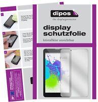 2x Pixus Touch 7 3G Schutzfolie klar Displayschutzfolie Folie Display Schutz