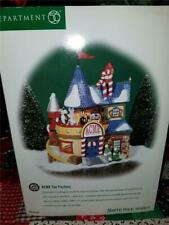 New ListingGuc Dept 56 North Pole Series Lighted Christmas Acme Toy Factory Looney Tunes