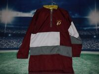 Washington Redskins BEAUTIFUL NFL Jacket, Men's Medium, BRAND NEW
