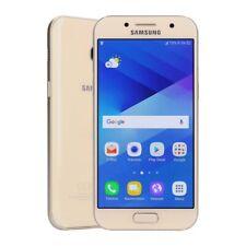 Samsung Galaxy A3 2017 16GB gold sand Smartphone wie neu
