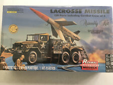 Renwal Lacrosse Missile 1/32 Scale Sealed Kit # 85-7824