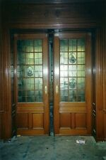 Antique Paneled Room
