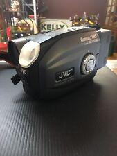 JVC GR-AX830U Compact VHS Color View Finder 44X Zoom E60