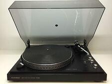 Telefunken TS850 manueller Direktantrieb Plattenspieler - Vintage Rarität 1979