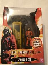 Doctor Who 10th Dr - The Satan Pit Set - New/Mint