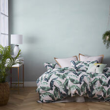 Home Republic Birds Nest Fern Single Quilt Cover Set  BNIB RRP $189.99
