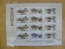 China 2009-9 Full S/S Fenghuang City Architecture Stamp 鳳凰古城