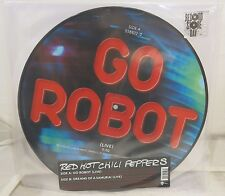 Red Hot Chili Peppers Go Robot Dreams of a Samurai Picture Disc RSD 2017 RHCP