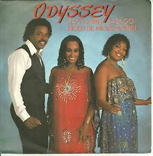ODYSSEY - EASY COME, EASY GO / HOLD DE MOTA DOWN - ORIGINAL 70s FUNK SOUL DISCO