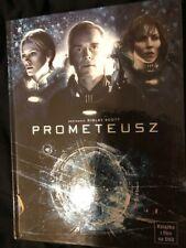 Prometeusz , DVD, Polish version