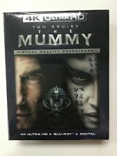 The Mummy (4K Ultra Hd with Blu-ray and Digital Hd)