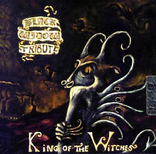 12 2 LP 33 BLACK WIDOW TRIBUTE KING OF THE WITCHES DEATH SS BWR039 SIGILLATO