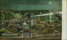 Amusement Park Rides: Overview, Paragon Park, Nantasket Beach, MA. Pre-1908