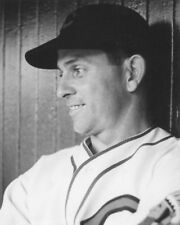 Cleveland Indians EARL AVERILL Glossy 8x10 Photo Baseball Reprint Poster