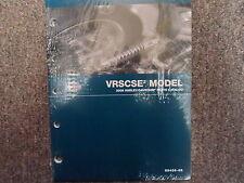 2006 Harley Davidson VRSCSE2 Parts Catalog Manual FACTORY OEM BOOK NEW 2006