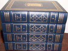 Easton Press BUTLER'S LIVES OF THE SAINTS 4 vols Thurston & Attwater - RARE