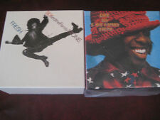 SLY STONE  JAPAN 8 REPLICAS TO THE ORIGINAL LP RARE 2007 OBI iIN A BOXSET&BONUS